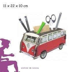 werkhaus | pot volkswagen | pot crayon