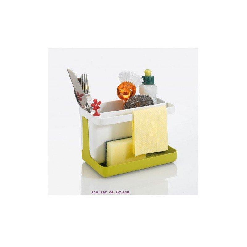 Rangement vier koziol park it atelier de loulou for Rangement evier cuisine