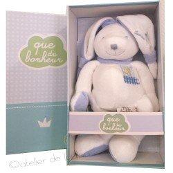 doudou | cadeau naissance | lapin naissance