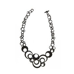 collier tatoo | tatoo necklace | tatouage noir