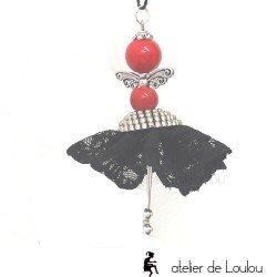 collierfée | collier papillon | bijou fée