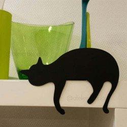 déco chat | chat noir | crochet déco
