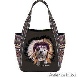 achat sac apache | sac chien téo | sac apache