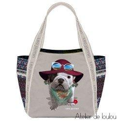achat sac chien | sac chien téo | sac boho