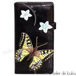 Acheter porte monnaie papillon | wallet butterfly shagwear