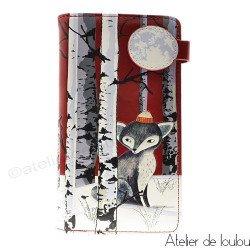 Acheter accessoire renard | wallet fox shagwear