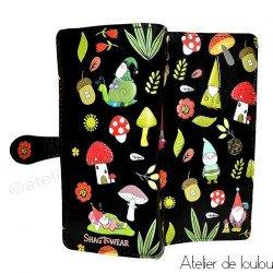 Acheter accessoire gnome   wallet gnomes shagwear