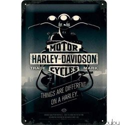 Accessoire Harley Davidson | plaque Harley