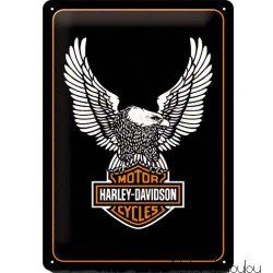 Accessoire Harley Davidson | plaque aigle Harley