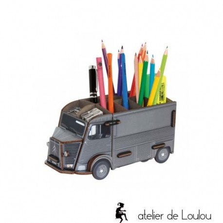 werkhaus | acheter fourgon bois | pot crayon homme