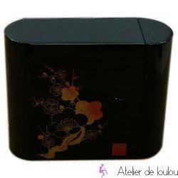 Bento noire | lunch box