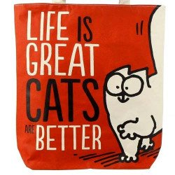 Life is great cats better