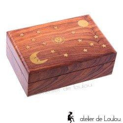 acheter boite bois rangement