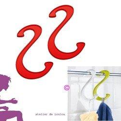crochet cuisine | hook koziol | crochet jardin