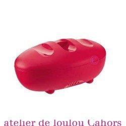 boite pain | boite pain rouge | boite pain design